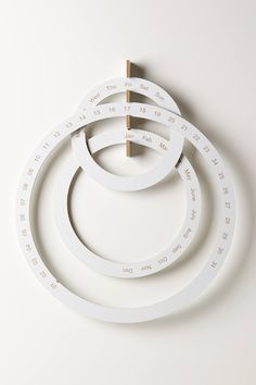 Perpetual Ring Calendar - anthropologie.com