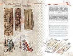 Strap-Slides on Scabbards from c. 400 – 1000 | Dimicator on Patreon Viking Sword, Viking Age, Archaeology, Vikings, Scandinavian, Medieval, Two By Two, Carving, The Vikings