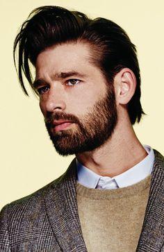 Burton Autumn/Winter 2015 Collection | Men's Hairstyle Photos at FashionBeans.com