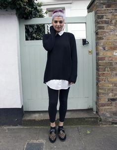 197d8ab1e3b Iliana wears the Hawley Creeper. Creepers Outfit