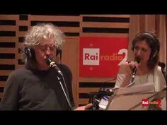 Stefano Cenci con ANGELO BRANDUARDI e VIRGINIA RAFFAELE