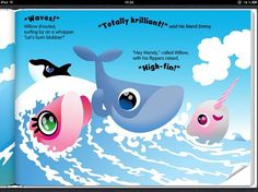 Junior Whale Trail Story Book
