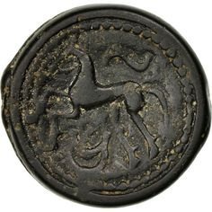 #Rare #Coin #Bronze #Ancient #History #Collection