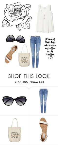 """black friday"" by merima009 ❤ liked on Polyvore featuring La Perla and Frame"