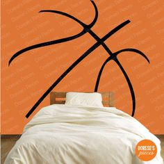 Custom Giant Basketball Seams and other Sports Designs
