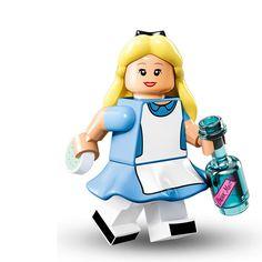 Lego Minifigure Serie Disney, Alicia