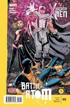 Uncanny X-Men #12 - Battle of the Atom Part 4 (Issue)