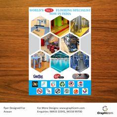 Flyer Designed For Arasan