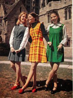 A Vintage Nerd fashion fail – Fashions 70s Inspired Fashion, 60s And 70s Fashion, Nerd Fashion, Fashion Fail, Fashion History, Fashion Trends, 1960s Fashion Women, Lolita Fashion, Cheap Fashion