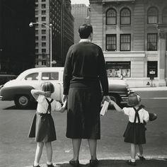 adreciclarte:by Vivian Maier, 1954