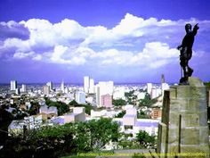 Cali Colombia, the city where I'm from, the capital of Salsa, the food, the happiness of the people, Love it
