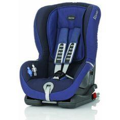 ROMER DUO PLUS TT (ISOFIX) La silla infantil Römer Duo Plus TT es una garantía de seguridad para niños de entre 9 y 18 kg de peso. Esta silla cuenta con enganche Isofix y cinturón Top Tether como tercer punto de anclaje. También puede instalarse con el cinturón de seguridad del coche.
