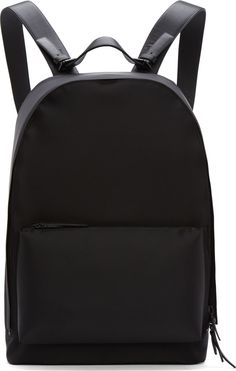 3.1 Phillip Lim Black Nylon 31 Hour Backpack