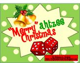 """Christmas Dice Game (""""Merry""""ahtzee Christmas) Then """"Merry""""ahtzee Christmas is the perfect resource for you! Great for kids in small groups, in a math center, during enrichment and extension time, and/or at a classroom holiday party! Summer Party Games, Christmas Party Games, Christmas Activities, Christmas Fun, Holiday Fun, Christmas Pageant, Baby Shower Games For Large Groups, Wedding Games For Guests, Classroom Games"""