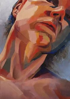 "Saatchi Art Artist Joanna Sokolowska; Painting, """"I see You"""" #art"