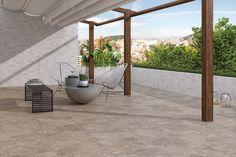 Terrazas - Aplicaciones - Hazlo con Cerámicos Luz Natural, Terracota, Exterior, Plants, Rustic Style, Decks, Rooftops, Plant, Outdoor Rooms