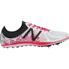 New Balance Women's LD500v4 Track and Field Shoes, White