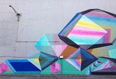 josef kristofoletti: protein lite mural paintings