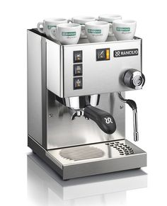 If you are a coffee lover looking for a reliable home-espresso machine to make premium espresso and silky microfoam for your lattes and cappuccinos, the none other than the favorite traditional semi-automatic machine Rancilio Silvia Espresso Machine is what you need. Although it comes at a high price point in the market,