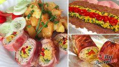 4 z Czech Recipes, Ethnic Recipes, Fresh Rolls, Acai Bowl, Sushi, Nom Nom, Food Porn, Treats, Keto