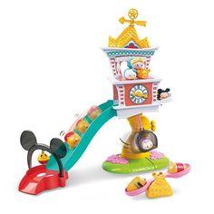 Zuru Disney New Metallic Shine Series 3 Tsum Tsum Squishies Clock Tower Playset | eBay