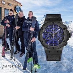 HUBLOT BIG BANG - Yeni gelen model  Kayakçılar tarafından bırakılan desenler adeta mükemmel dantel gibi işlemeleri andırıyor.   Tutku, performans ve yeniliğin muhteşem buluşması!  Ürün Kodu: 311.CI.1190.VR.AKS16  www.permun.com  Tel: 0 (224) 241 31 31  #Hublot #luxurylife #watchoftheday #watchescollection #saat #bursa #instagramturkey #fashionblogger #tr_turkey #instago #follow #instaphoto #gallery #fashionblog #turkishfollowers #fashionweek #turkinstagram #istanbul