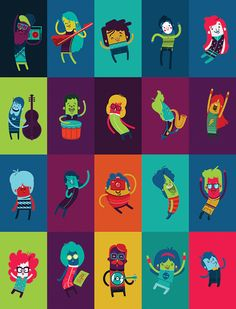 Corrente Cultural on Behance