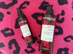 TEST: L´ORÉAL Paris - BOTANICALS Fresh Care - Geranium Radiance Remedy – šampón a ocot - KAMzaKRÁSOU.sk