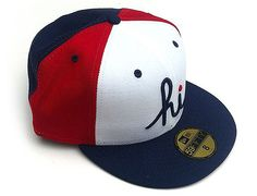 IN4MATION x NEW ERA 「Hi Expos」59Fifty Fitted Baseball Cap