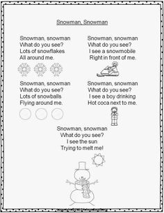 A Snowstorm of Snow Poems, Plays, Free Resources, and Activities