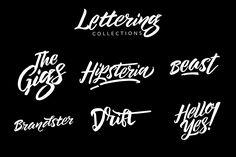 The Beard - Branded Typeface by Dirtyline Studio on @creativemarket