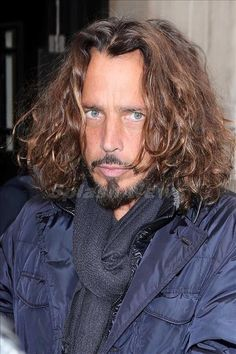 Chris Cornell. RIP 1964-2017 He passed away today. Too too young. He is and will be missed!!!