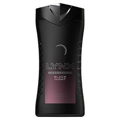 Lynx Black Night Body Wash FREE Delivery on orders over 45 GBP. Body Shampoo, Lynx, Shower Gel, Body Wash, Night, Stuff To Buy, Free Delivery, Black, Beauty