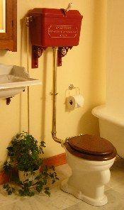 Thomas Crapper & Company toilets and bath accessories Thomas Crapper, Toilet Cistern, Bathroom Toilets, Bathrooms, Downstairs Toilet, Antique Keys, Bath Fixtures, Pull Chain, Bath Accessories