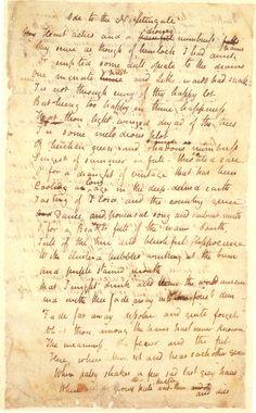 matthew arnold essay on john keats
