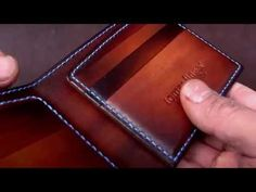 How to Make a Basic Leather Wallet