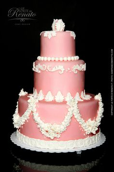 1000+ images about Torte Roza Pink Cakes on Pinterest ...