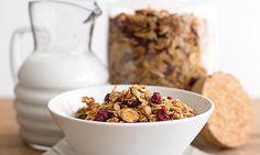 Cómo preparar granola, Ingredientes - Edición Impresa CocinaSemana.com - Últimas Noticias