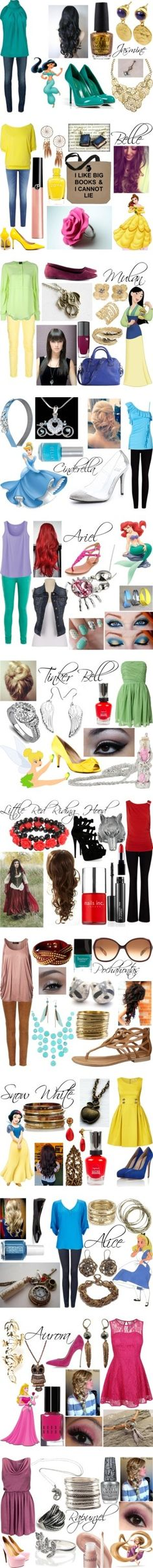 """""""Once Upon a Time....."""" by fashion-police-28 on Polyvore:"""