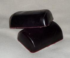 Glycerin soap  3 1/2 oz bar  blackcherry by EnchantedRoseProduct, $4.50    An additional 3 1/2 oz bar of pure glycerin soap - black-cherry scented.