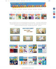 Μια τάξη...μα ποια τάξη;: Εφαρμογίδια Μαθηματικών για Νηπιαγωγείο  Δημοτικό Fractions, About Me Blog, Frame, Picture Frame, Frames