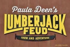 Paula Deen's Lumberjack Feud is a thrilling showdown between the Dawson and McGraw families' world class lumberjacks as they compete in 13 incredible events! Lumberjack Feud, Mountain Vacations, Paula Deen, Need To Know, The Incredibles, Adventure, Lumberjacks, Smoky Mountain, Pigeon Forge