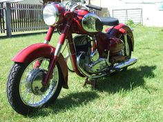 1954 Puch 250 SGS