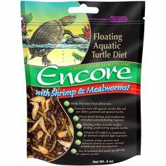 &+Mealworm+Floating+Aquatic+Turtle+Food+-+Browns+Aquatic+Turtle+Diet...