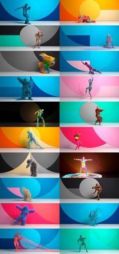 Light it Up (feat. Nyla & Fuse ODG) de Major Lazer [Music Video Remix] por Method Studios   METALOCUS