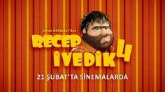 Recep İvedik 4 #vizyonagirenfilmler #Recepİvedik4 @Sahan Gokbakar http://www.sinemadevri.com/recep-ivedik-4-filmi.html