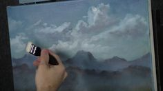 Do you ever paint clouds that just don't seem to look soft and fluffy? Watch Kevin's free tip video on using a blender brush to achieve soft, fluffy clouds without over-blending the highlights and shadows. For more information about the blender brush, visit: www.paintwithkevin.com