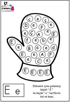 Uppercase And Lowercase Letters, Lower Case Letters, Pre School, First Step, Special Education, Preschool Activities, Worksheets, Literacy, Coloring Pages