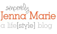 Sincerely Jenna Marie, a St. Louis Fashion and Lifestyle Blog