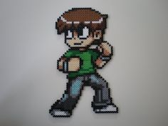 Scott Pilgrim from Scott Pilgrim vs. the World. The second I played this game I knew I had to make the sprites. I just.........had to.